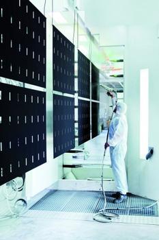 Pulverbeschichtung: SVH erweitert Leistungsspektrum