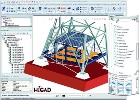 HiCAD 2011 mit neuem Katalogsystem für Anschlüsse (Screenshot: Letrona AG, Schweiz)