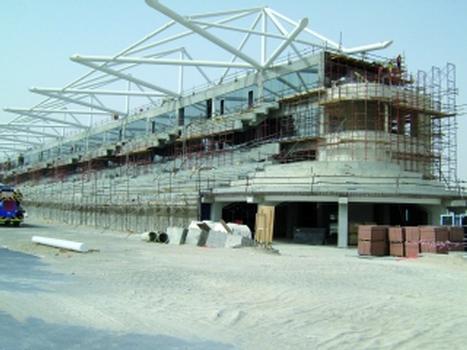Software für die Formel-1-Rennstrecke in Abu Dhabi