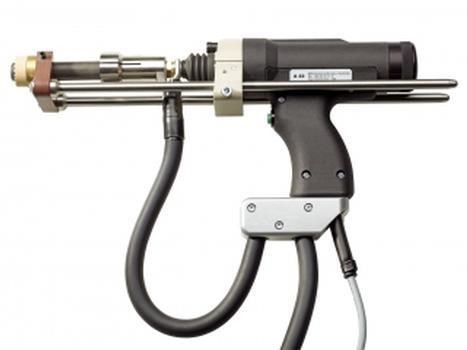 Hubzündungs-Bolzenschweispistole A 22 (Foto: HBS)