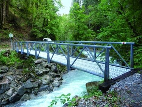 Blechprofilroste – ideal auch für Brücken
