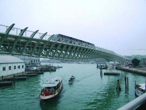 Automated People Mover in Venedig