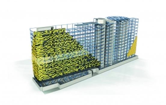 Stahlstruktur und Fassaden für die neuen Büros der Messe Mailand