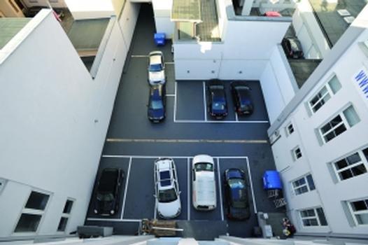 Parkdecksanierung in kürzester Zeit