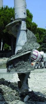 Verdrängerpfähle und Systeme zur Baugrundverbesserung
