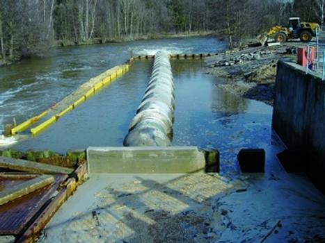 Notwasserleitung (Bild 2 u. 3: LUGV, RS 6)