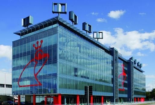 Die neue Hauptverwaltung der Werner & Mertz GmbH in Mainz