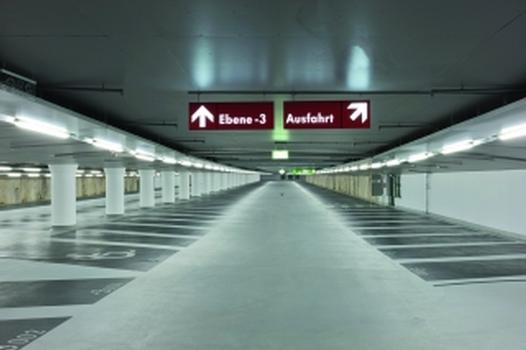 Tiefgarage am Alexanderplatz