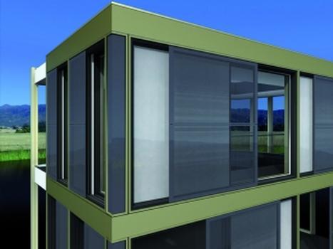 Energiesparendes Konzept für die Gebäudehülle