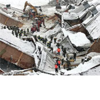 Mehr Sicherheit durch Schneewaage für die Schneelastmessung für Dächer
