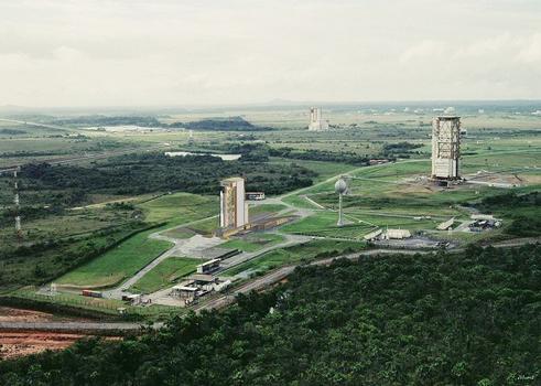 Vega launch zone