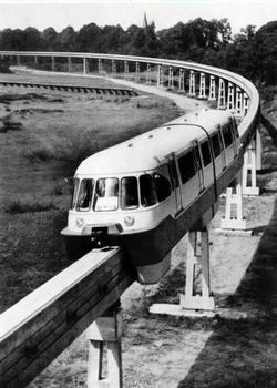 Versuchsstrecke ALWEG-Bahn