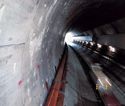 Tunnel sous l'Elbe - Tubes 1 à 3