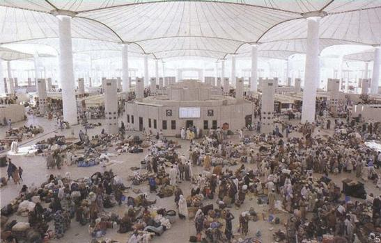 Haj Terminal – King Abdul Aziz International Airport