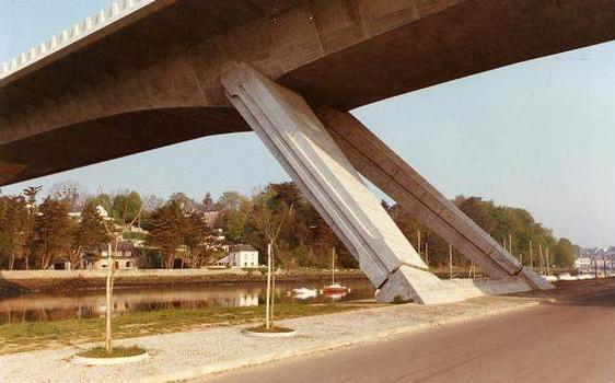 Kerplouz-Brücke in Auray