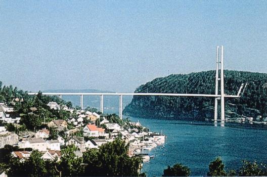 Grenland-Brücke