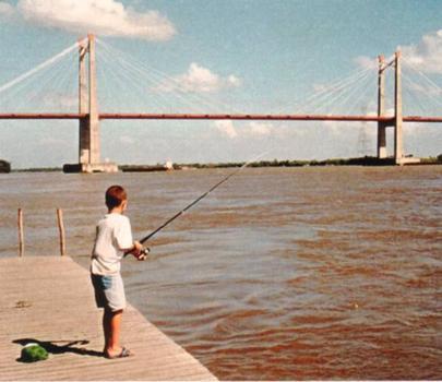 Zarate-Brazo Largo Bridge