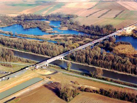 Viaduc sur la Somme (Autoroute A29)