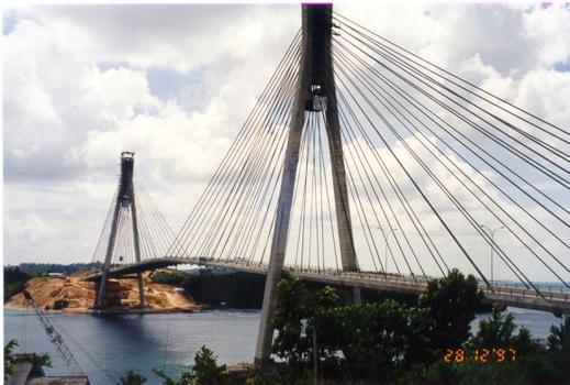 Batam-Tonton-Brücke