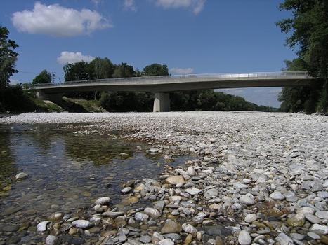 Lechbrücke Langweid