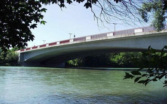 Lechbrücke Hochzoll