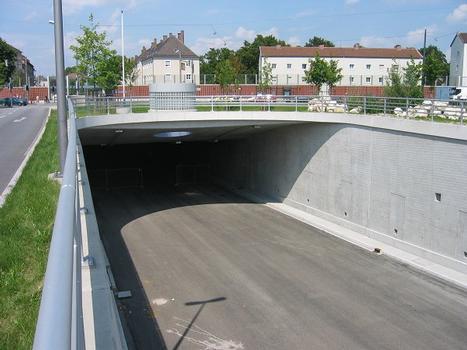 Tunnel Schleifenstrasse