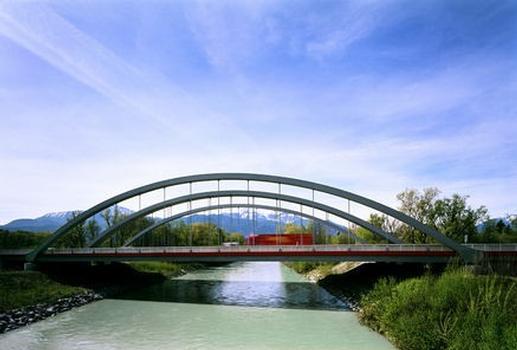 Tiroler Ache Bridge