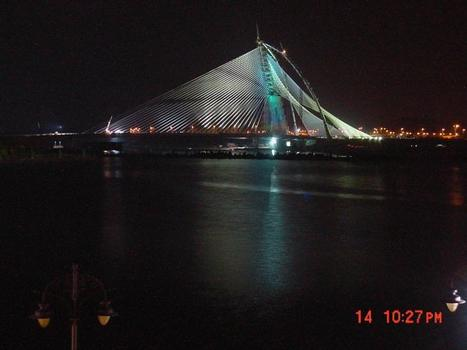 Putrajaya Bridge No. 9 / Seri Wawasan Bridge, Malaysia