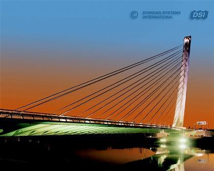 Pont d'Alamillo, Séville