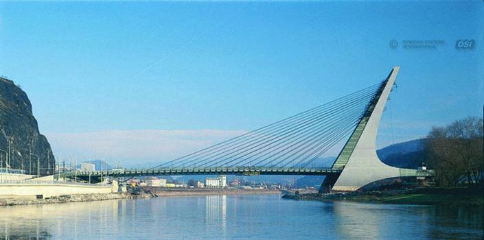 Mariansky Bridge, Ústí nad Labem