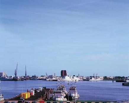 Offiziersquartier der Königlichen Marine der Niederlande, Den Helder