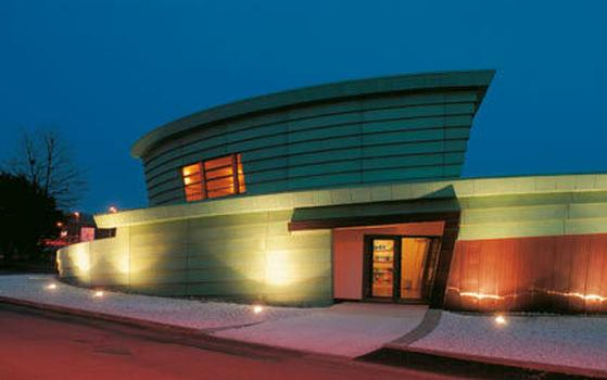 Maggie's Highlands Cancer Caring Centre at Raigmore Hospital, Inverness (UK)