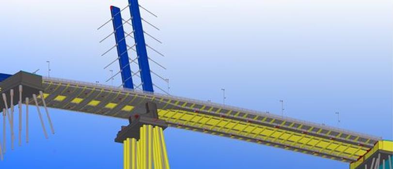 Designers information model of bridge