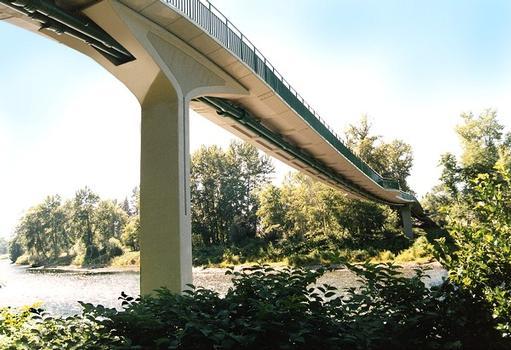 Grants Pass Pedestrian Bridge