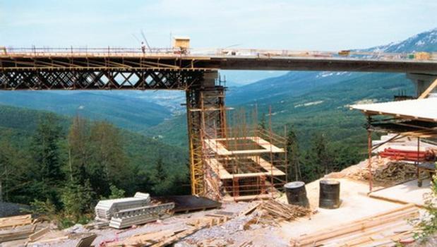 Goli vrh Viaduct