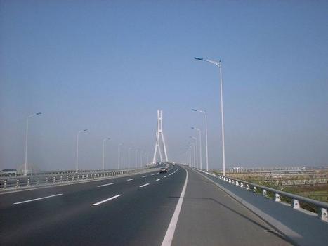 Deuxième pont de Nanjing