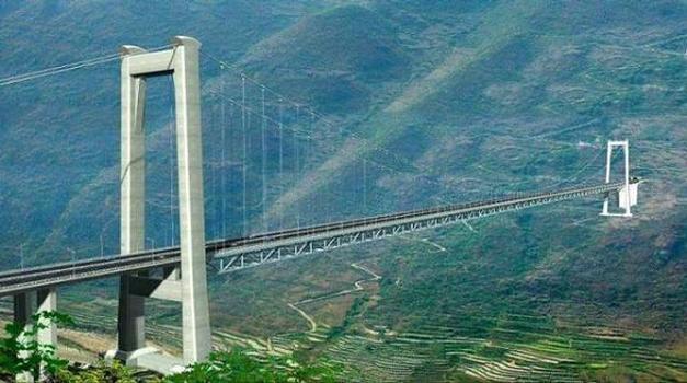 Ba Lin He Bridge