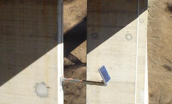 Solarpanel: Unabhängige Stromversorgung der Robo®Control Box
