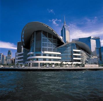 Hong Kong Convention & Exhibition Centre Extension