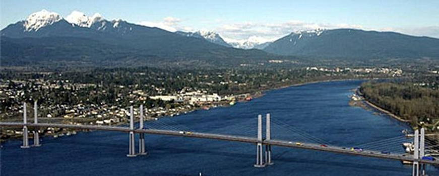 Golden Ears Bridge, Vancouver