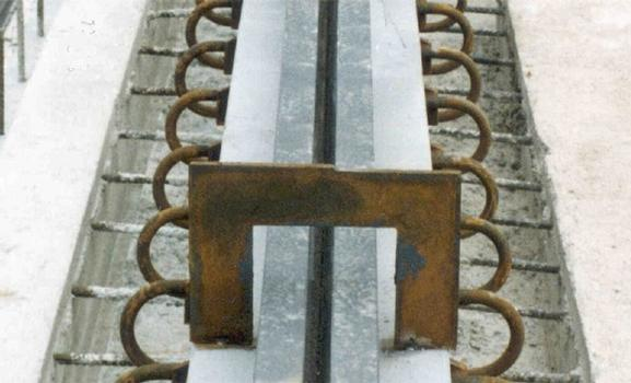 Installation of an RS Expansion Joint