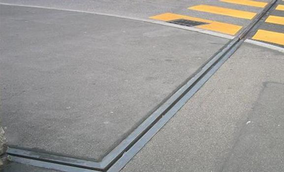RS Expansion Joint with horizontal and vertical bends
