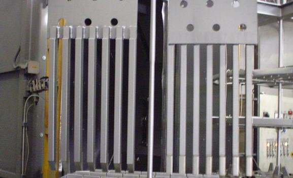 Steel reinforcement of the Tensa®Flex Finger before vulcanizing