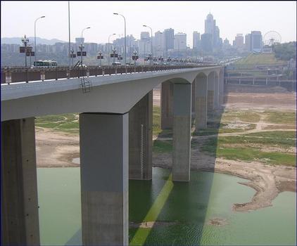 Shibanpo-Brücke in Chongqing