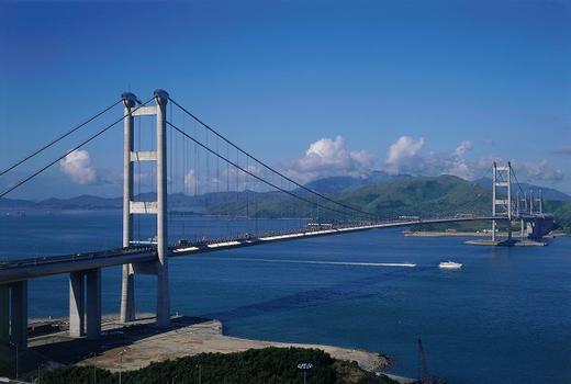 Pont Tsing Ma, Hong Kong