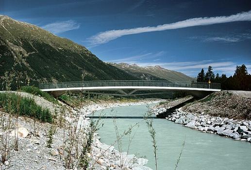 Pont d'Acla Chuoz, Samedan