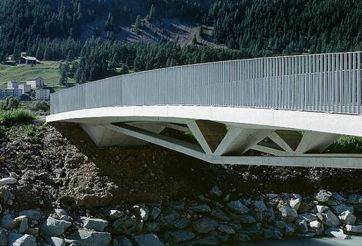 Brücke Acla Chuoz, Samedan