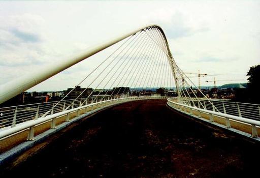 Brücke in Liège/Belgien