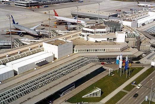 Aéroport de Munich: Aérogare 1