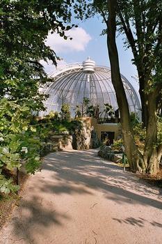 Orang-Utan-Haus, Tiergarten Hagenbeck, Hamburg